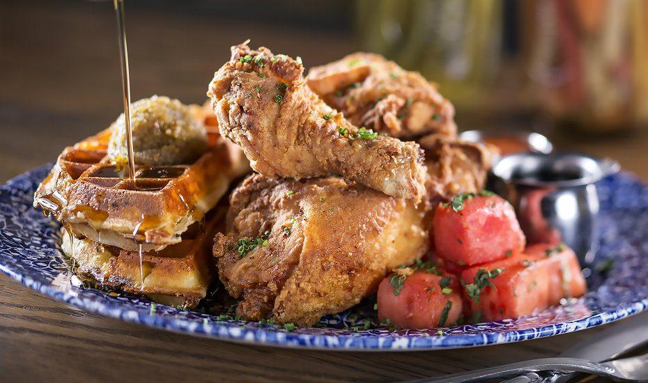 The Bird I Chicken and Waffles I Honeycombers Singapore