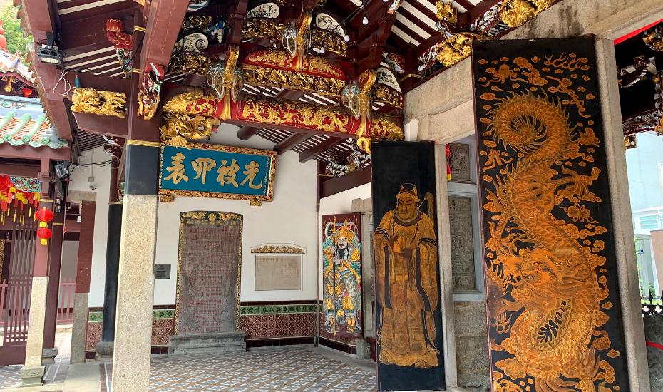 Thian Hock Keng temple | Telok Ayer Guide