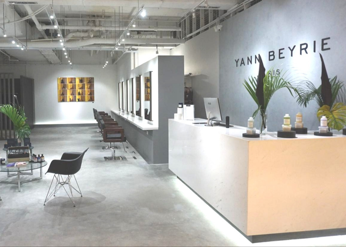 Yann Beyrie | Hair salons in Singapore