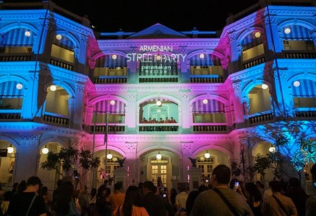Armenian Street Party I Honeycombers Singapore