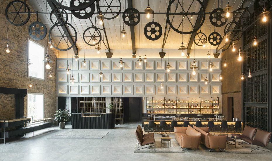 Robertson Quay guide: Warehouse Hotel