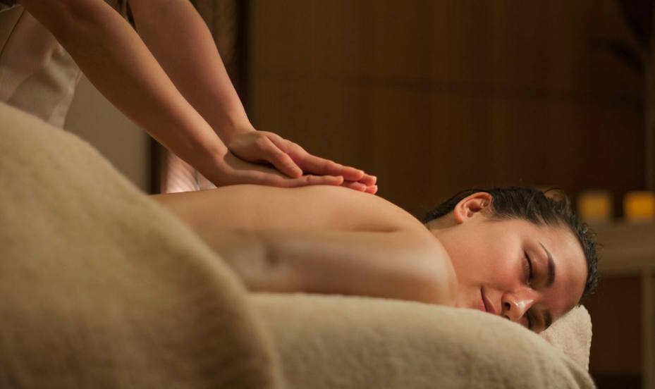 Check in for a relaxing massage at CHI the spa