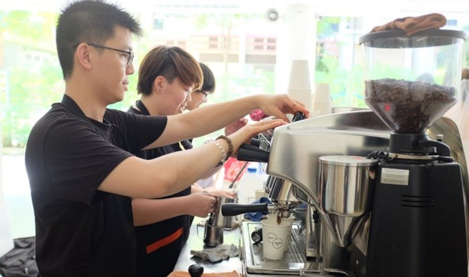 Bettr Barista honeycombers singapore