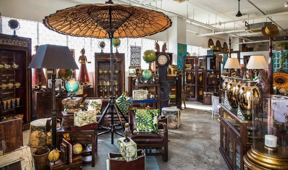 Best Vintage Furniture Stores In Singapore For Hidden Treasures