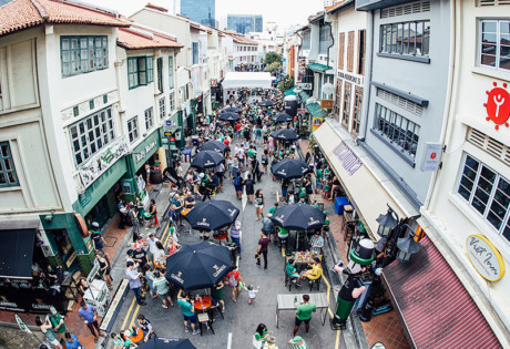 St Patrick's Day Singapore 2018 | Guinness