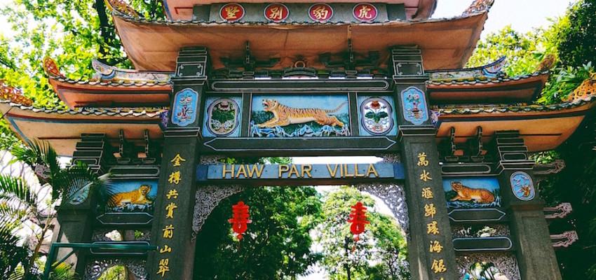 Guide to Haw Par Villa in Singapore