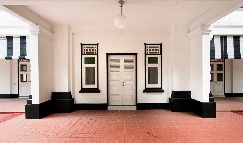 Black And White Houses In Singapore Heritage Bungalows We Love
