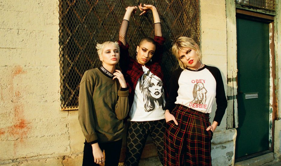 An OBEY and Debbie Harry collab drops in Singapore and we're obsessed