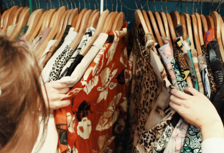 It's a retro shopping party with Singapore's best kept vintage labels