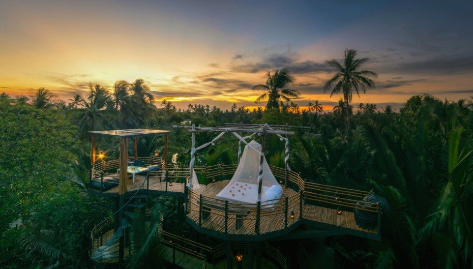 Instagrammable hotels in Southeast Asia: Bangkok Tree House