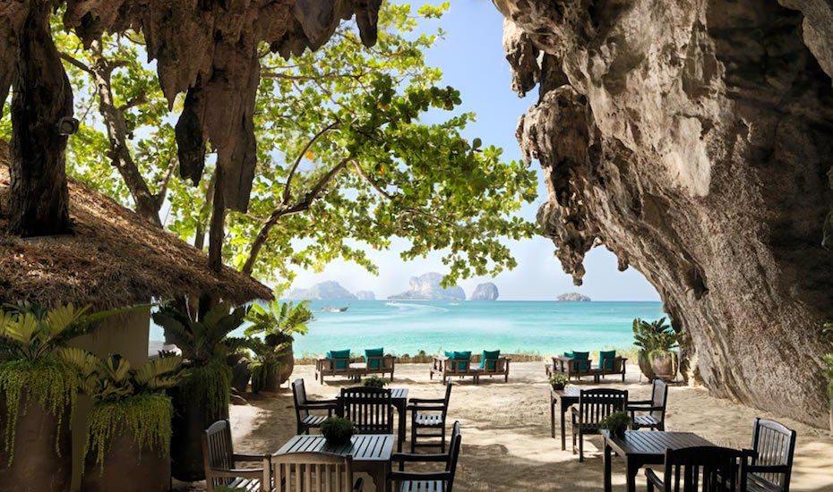 Instagrammable hotels in Southeast Asia: Rayavadee Krabi