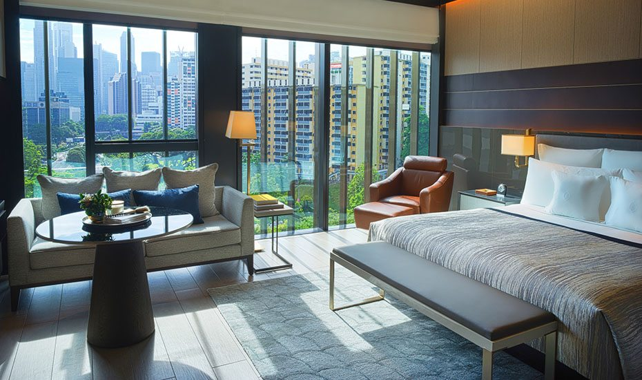 Robertson Quay, Singapore guide: InterContinental Singapore Robertson Quay.