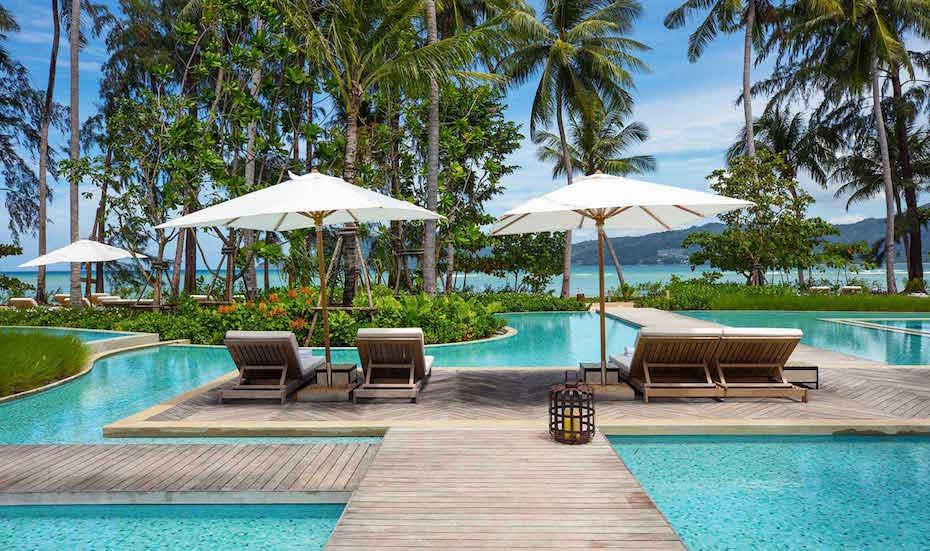 New resorts in Asia: Rosewood Phuket
