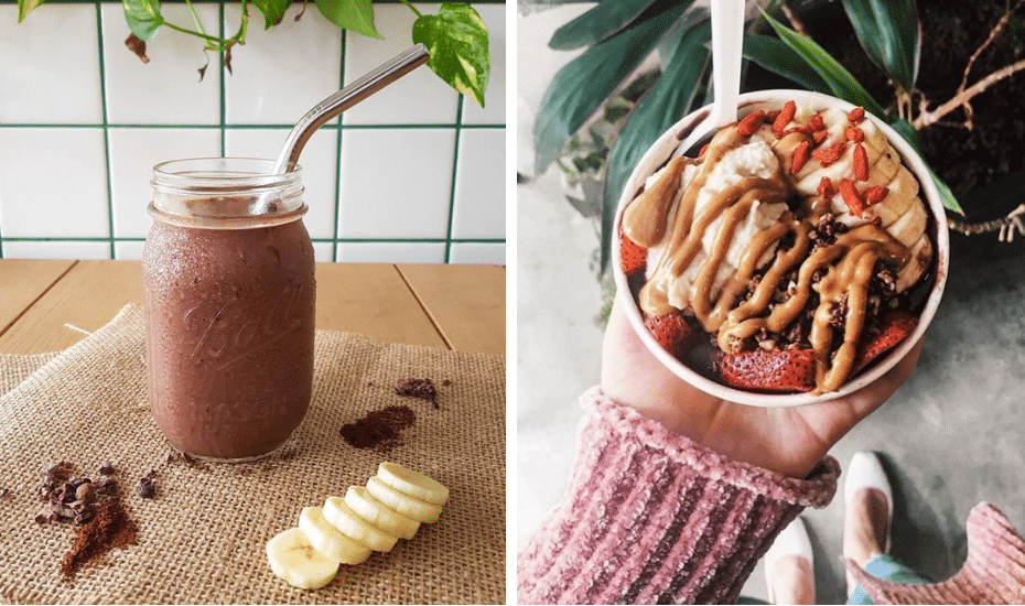 Healthy cafes in Singapore: Project Acai