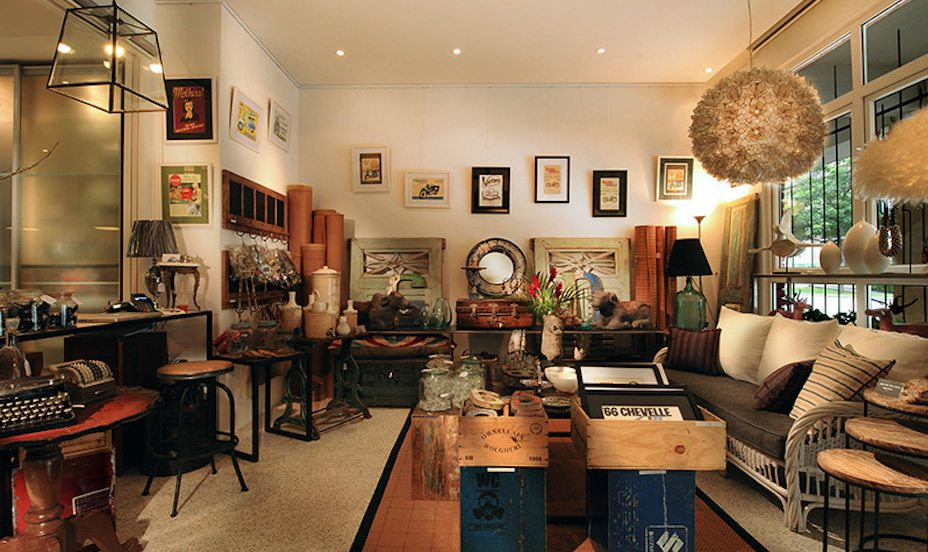 Best Vintage Furniture Stores In Singapore For Hidden