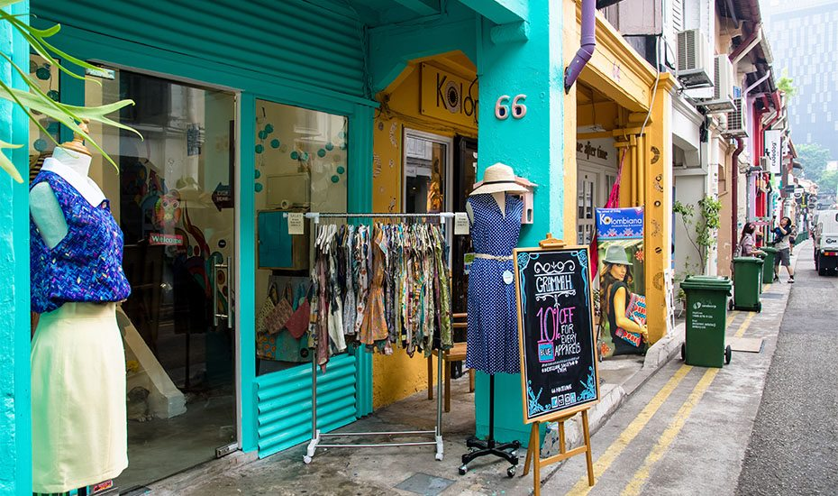 Outside Orchard: our favourite Singapore shopping neighbourhoods