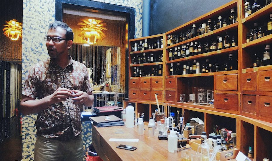 Sifr Aromatics: Singapore nostalgia, perfume and heritage in a bottle