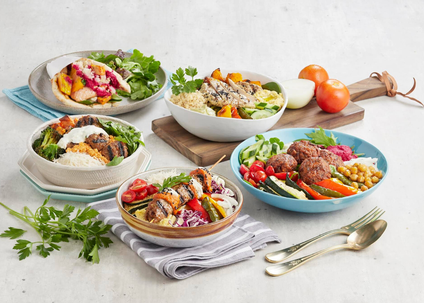 supergreek salad bowls