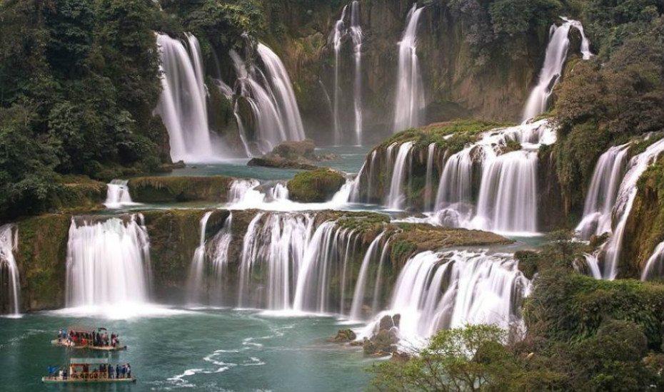Unique destination in Asia: Cao Bằng in Vietnam.