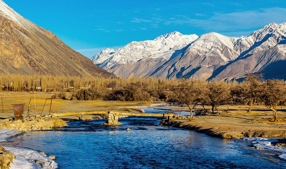 Unique destinations in Asia: Ladakh