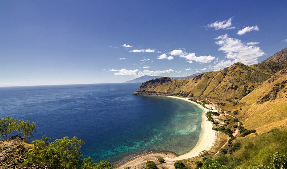 Unique destinations in Asia: Timor-Leste