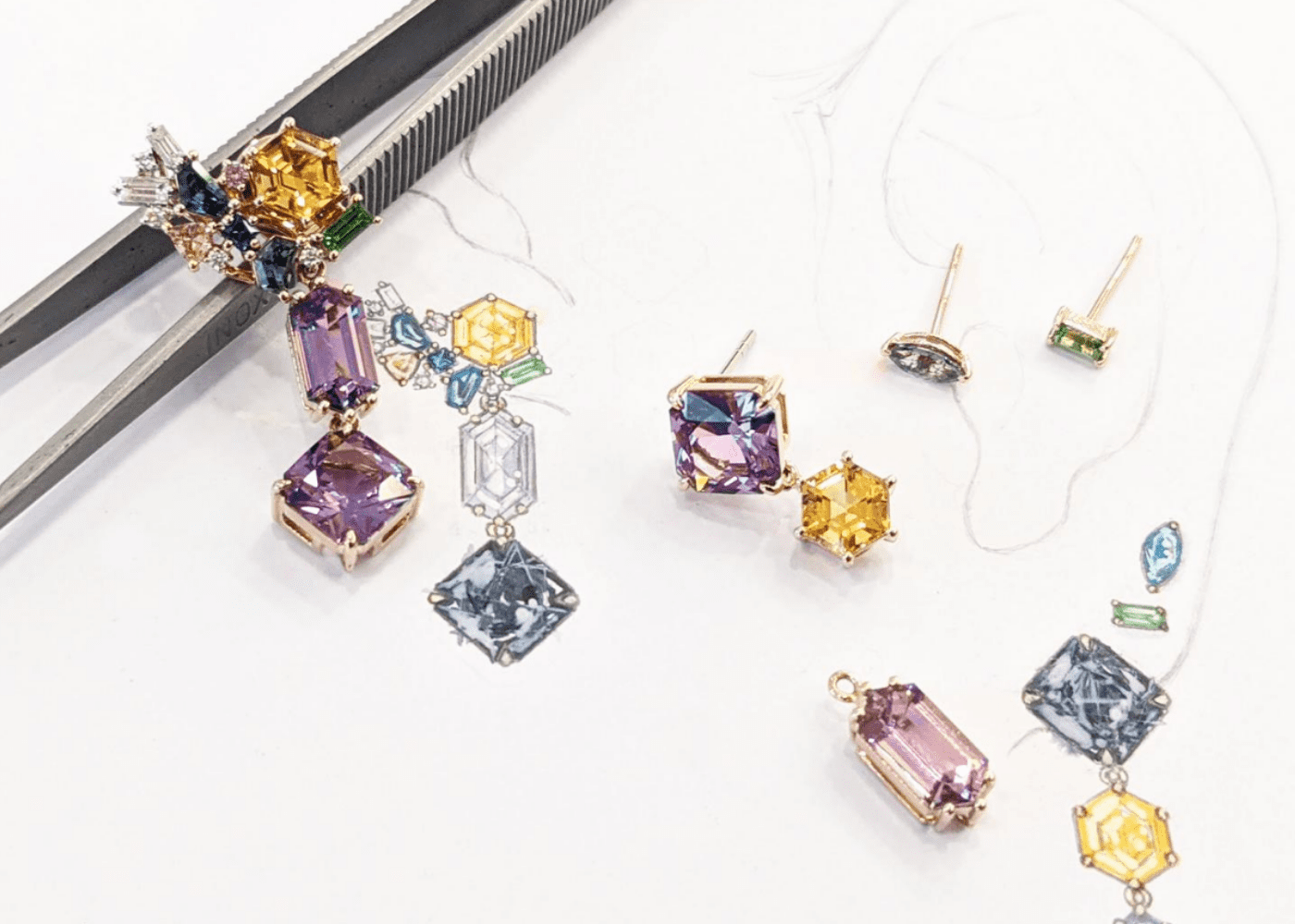 Jewellery stores in Singapore: Madly Gems