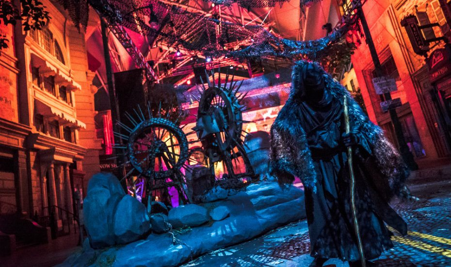 Universal studios season pass blackout dates in Australia