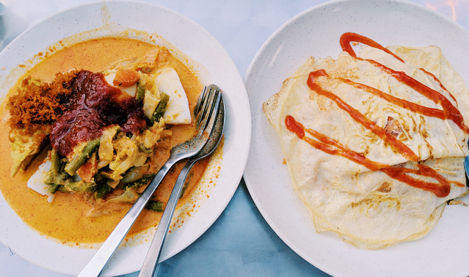 Our ultimate guide to Kampong Glam: Kampong Glam cafe