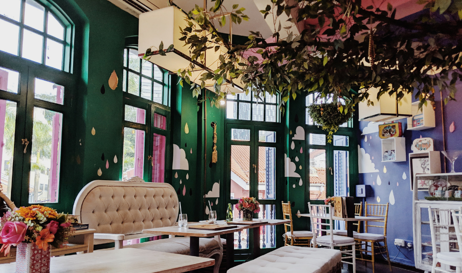 Our ultimate guide to Kampong Glam: La Marelle