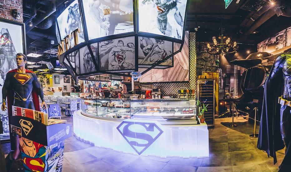 DC Superheroes honeycombers singapore