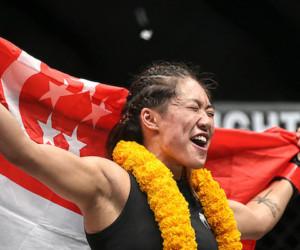 one championship honeycombers singapore