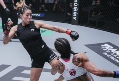 One Championship Angela Lee I Honeycombers Singapore