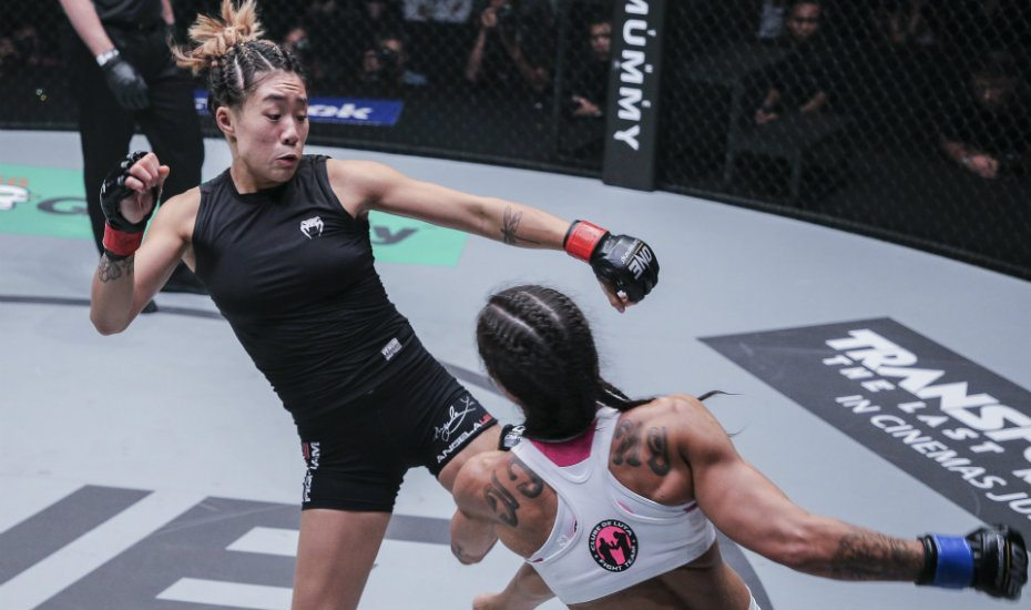 Can World Champion Angela Lee defend her World Title at ONE Championship?