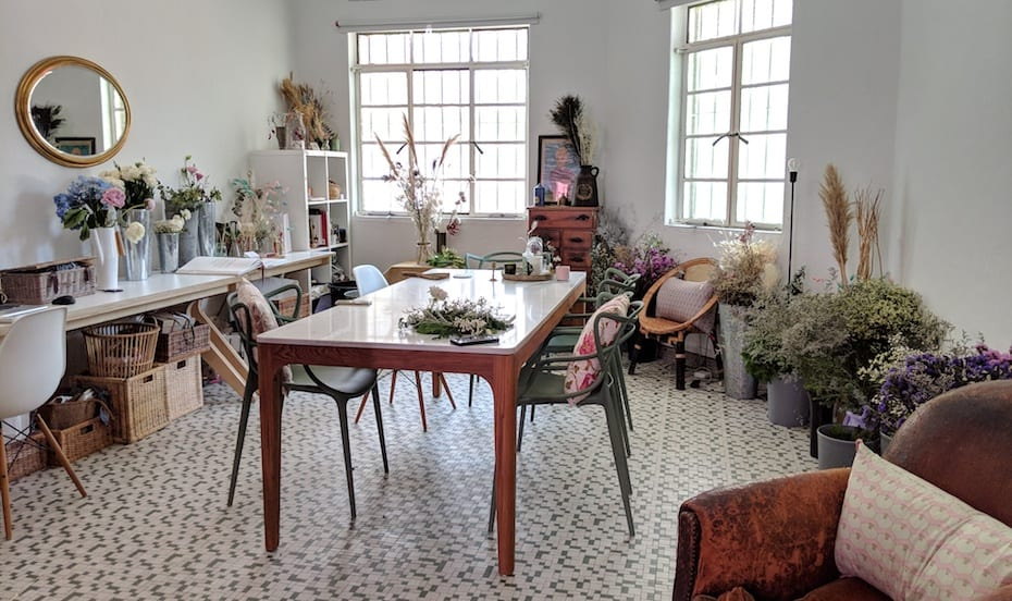 Ask a French Flowers | Tiong Bahru guide | Singapore