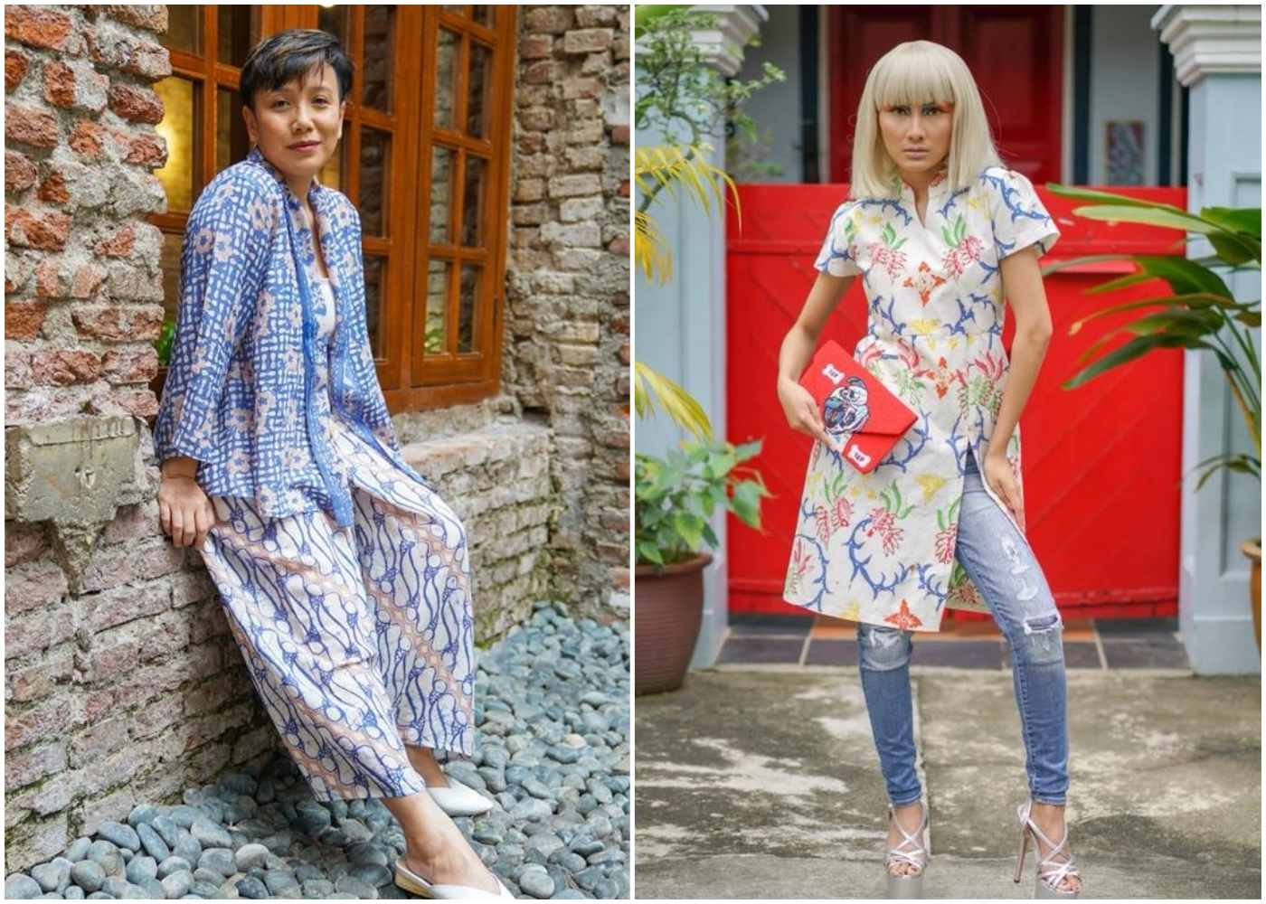 Bringing Batik Back Where To Buy Batik In Singapore Honeycombers