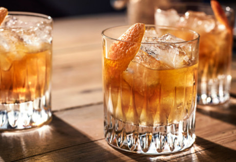 Honeycombers Diageo I Old Fashioned