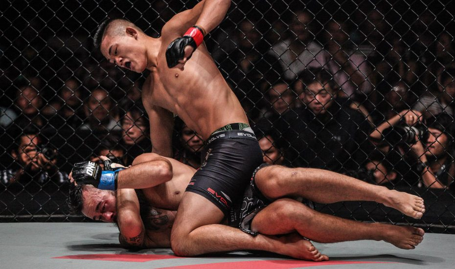 One Championship Christian Lee I Honeycombers Singapore