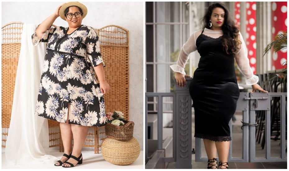 Plus-size clothing in Singapore
