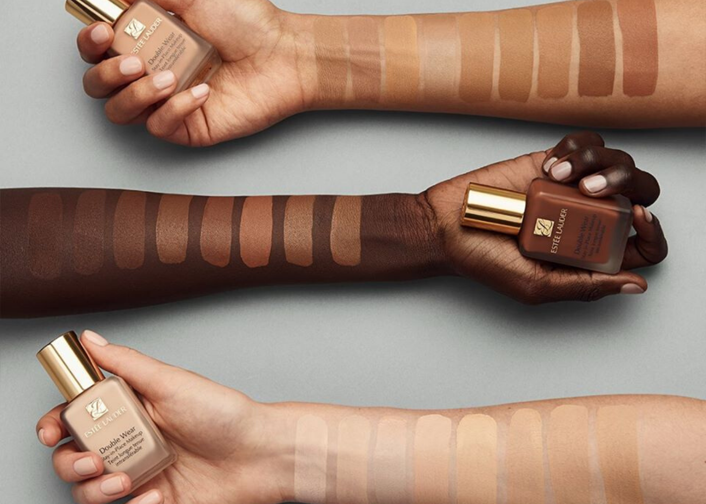Holy grail foundations for a dewy, au naturel look and flawless coverage around the clock