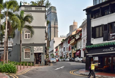 Guide to Club St and Ann Siang Hill