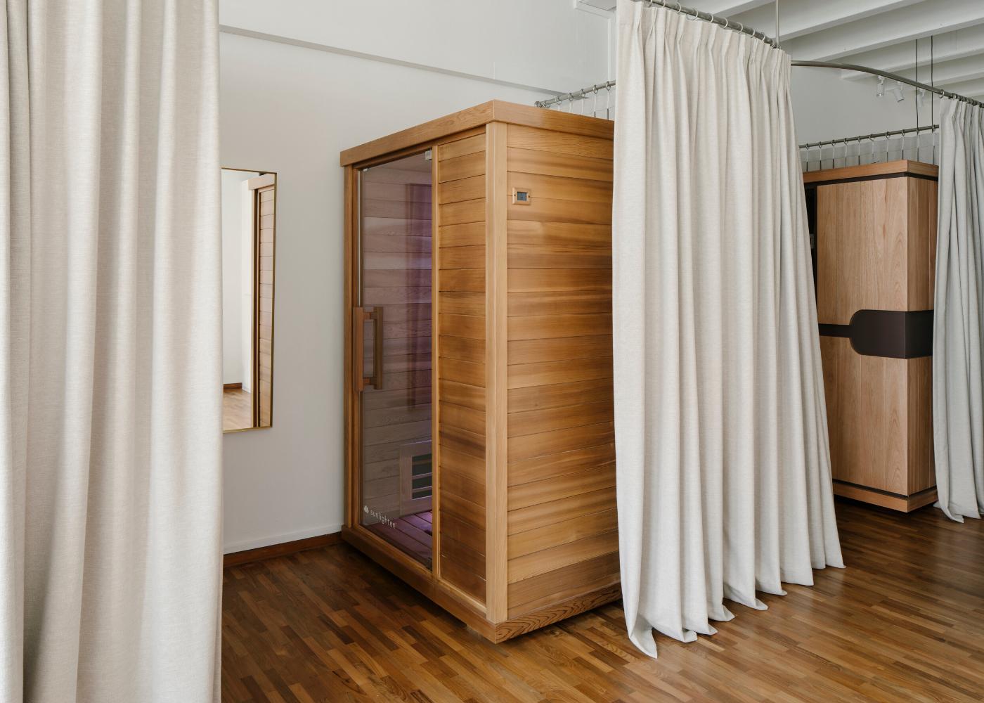 Pure Wellness Studio | Singapore's first dedicated infrared sauna | Alternative healing therapies