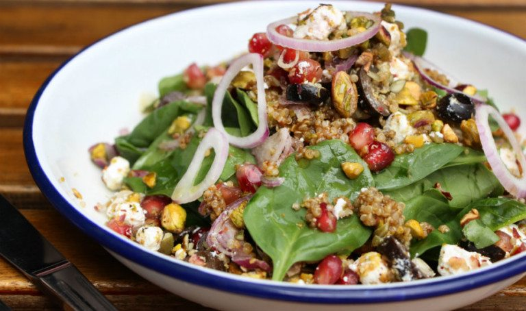 Get your salad and clean-eating fix with Deliveroo's Festival of Feasts