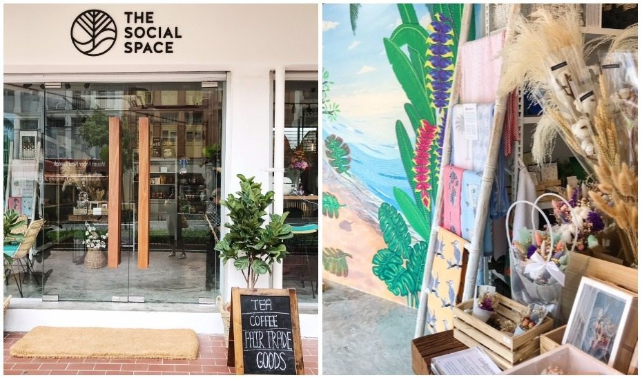 The Social Space is a multi-concept destination with cafe, lifestyle store and nail salon coming later this year.