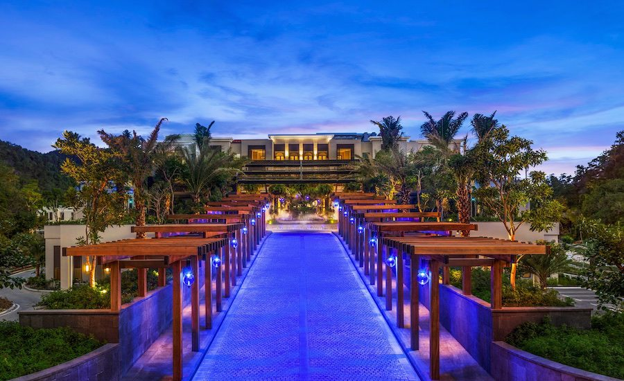 Islands near Singapore: The St. Regis Langkawi