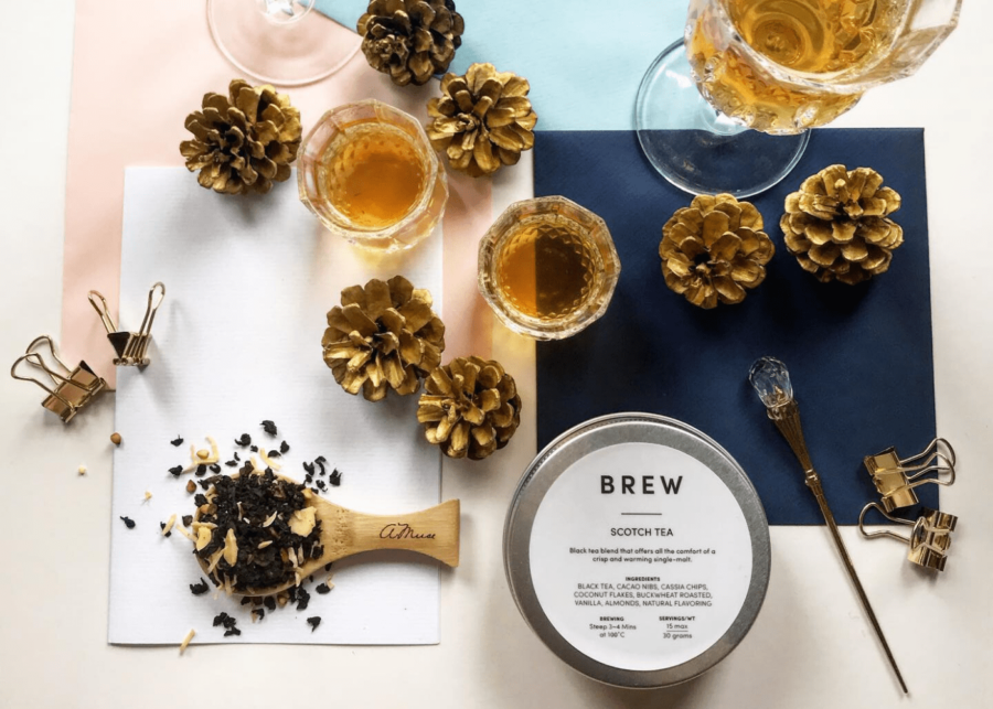 amuse projects | best tea in singapore