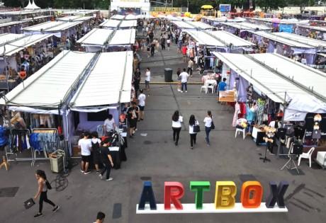 Artbox Singapore 2018