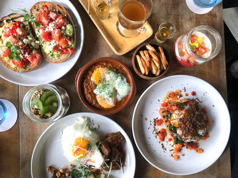 Singapore Botanic Gardens: A weekend breakfast at The Halia