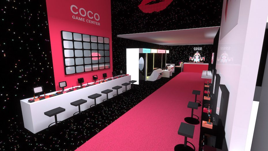 9acd6b22cbf5 Chanel Coco Game Center is coming to Singapore