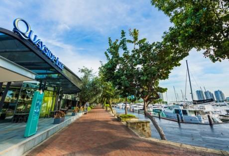Quayside Isle Honeycombers Singapore
