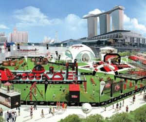 DBS Marina Regatta honeycombers singapore